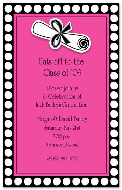 15  graduation party invitations  u2013 party ideas