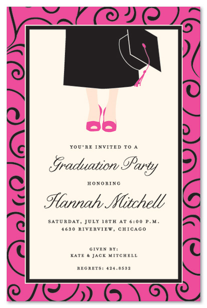 Graduation Party Invitation Ideas for your inspiration to make invitation template look beautiful