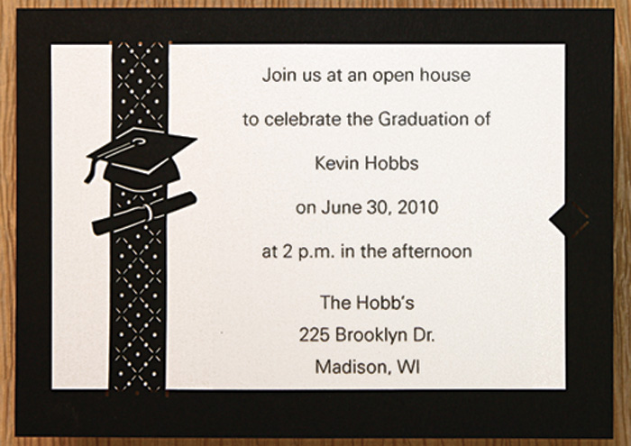 Examples Of Graduation Invitations could be nice ideas for your invitation template