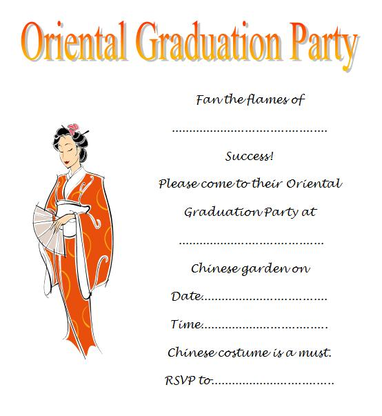 15  graduation party invitations  u2013 party ideas