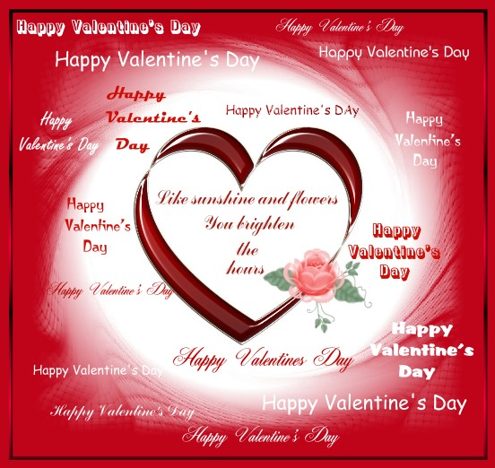 valentine phrases for cards valentine card quotes quotesgram - Photo Valentine Cards
