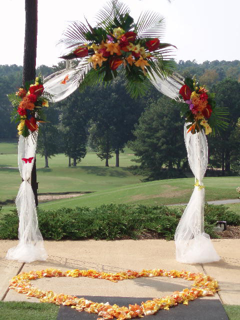 Outdoor Wedding Decoration Ideas | Party Ideas